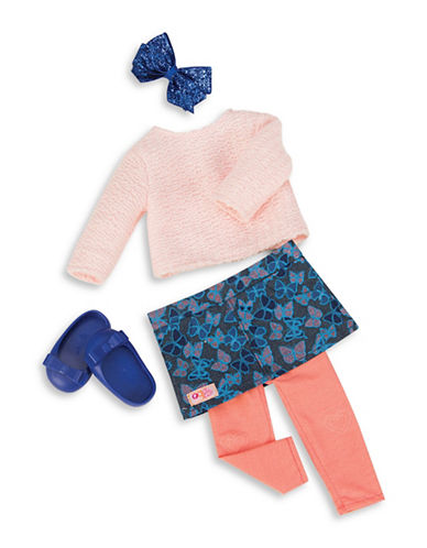 Our Generation Textured Sweater Doll Outfit-MULTI-One Size