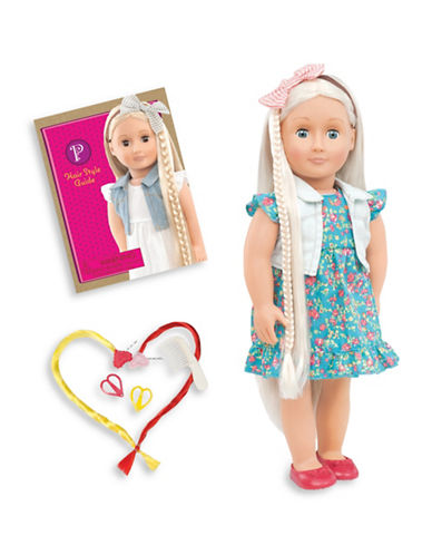 Our Generation Pearl Doll-MULTI-One Size