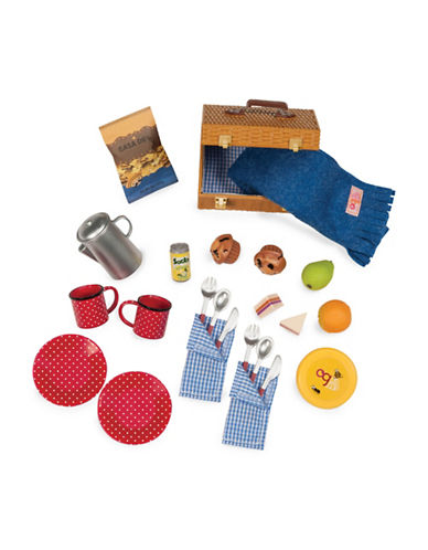 Our Generation Picnic Basket Playset-MULTI-One Size