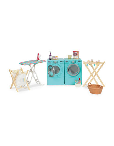 Our Generation Laundry Set with Washer and Dryer-MULTI-One Size