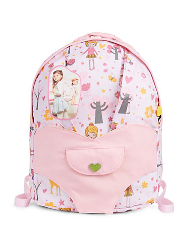 Our Generation Woodland Doll Carrier Backpack 88579152
