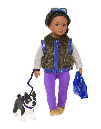 Lori Ilyssa and Indyana Doll-MULTI-One Size