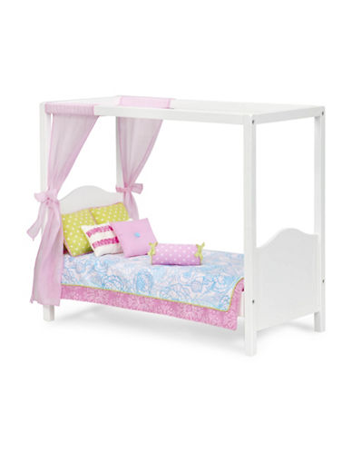 Our Generation Canopy Bed for Doll