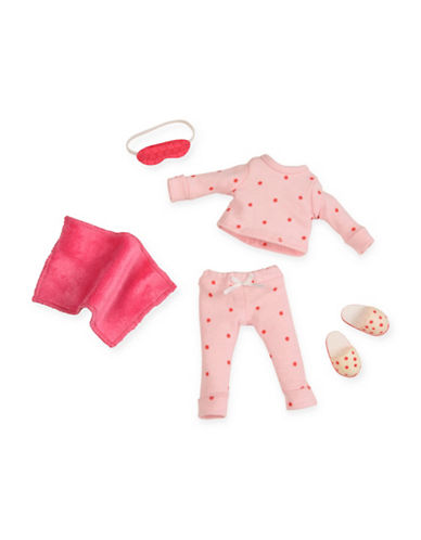 Lori Polka Dot  Doll Outfit-MULTI-One Size