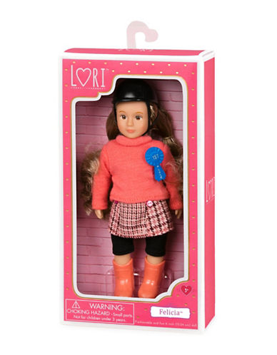 Lori Riding Doll Felicia-MULTI-One Size
