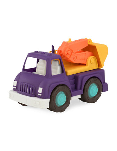 Wonder Wheels Excavator Truck Toy-MULTI-One Size