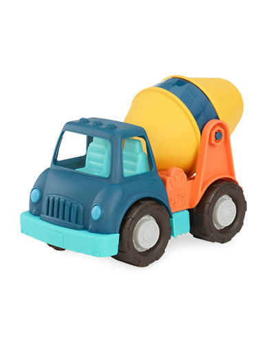 Wonder Wheels Cement Truck-MULTI-One Size