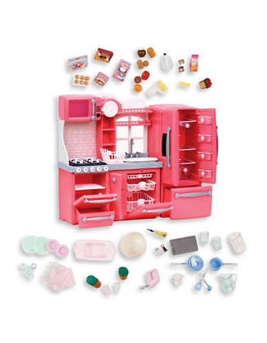 Our Generation Gourmet Kitchen Set-MULTI-One Size
