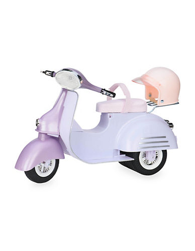Our Generation Ride in Style Scooter-MULTI-One Size