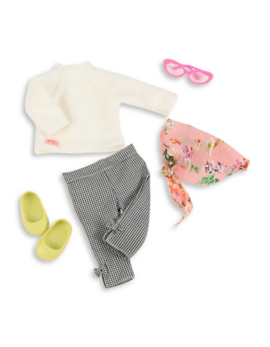 Our Generation Sweater and Pants Outfit-MULTI-One Size