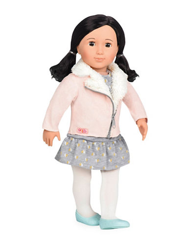 Our Generation Suyin Doll-MULTI-One Size