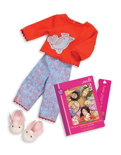 Our Generation Willows Book and Outfit Pajama Set-MULTI-One Size