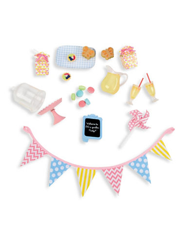Our Generation Garden Party Set-MULTI-One Size