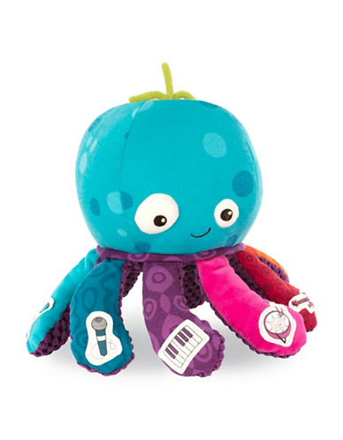 B. Musical Octopus Toy-MULTI-One Size