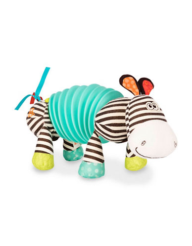 B. Soft Accordion Zebra Toy-MULTI-One Size