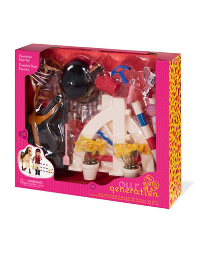 Our Generation Doll Equestrian Riding Set-MULTI-One Size