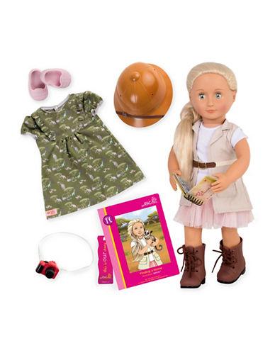 Our Generation Naya Safari Doll-MULTI-One Size