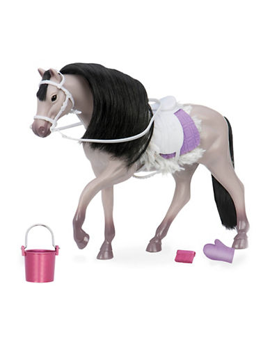Lori Grey Andalusion Horse-MULTI-One Size