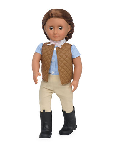 Our Generation Our Generation 18-Inch Catarina Doll with Riding Outfit-MULTI-One Size