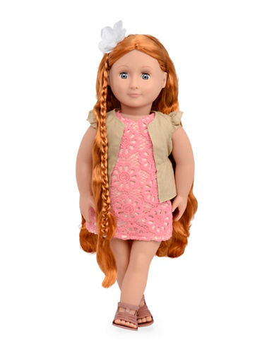 Our Generation Our Generation 18-Inch Patience Hairgrow Doll-MULTI-One Size