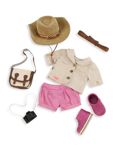 Our Generation Safari Ready Doll Outfit-MULTI-One Size