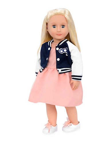Our Generation Our Generation 18-Inch Terry Retro Doll-MULTI-One Size
