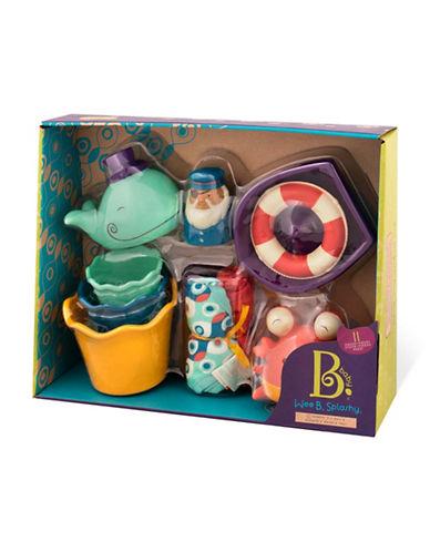 B. Tub Time Set-MULTI-One Size
