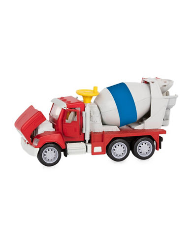 Driven Mini Cement Mixer Truck Toy-MULTI-One Size