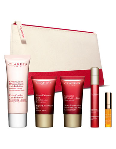 Clarins Super Restorative Gift with Purchase-NO COLOR-One Size