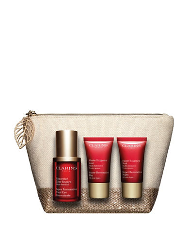 Clarins Total Eye Concentrate Four-Piece Set-NO COLOR-One Size