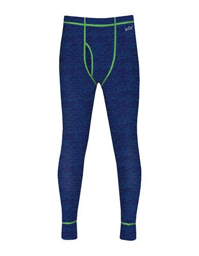Watson'S Double Layer Thermal Pants-BLUE-Medium 88704316_BLUE_Medium