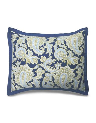 Nautica Palmetto Bay Pillow Sham-BLUE-King