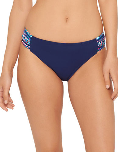 Captiva Aqualina Bikini Bottom-MULTI-X-Large