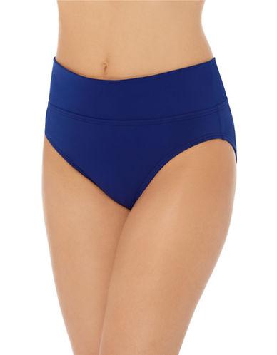 Captiva Sunset Bikini Bottom-NAVY-Medium