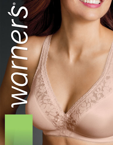 WarnerS Classic Firm Support-BEIGE-36D
