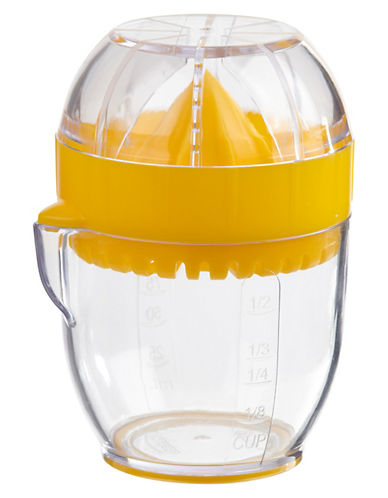 Trudeau Citrus Juicer-CLEAR-One Size