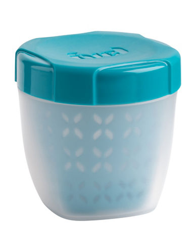 Trudeau Fruit Container-BLUE-One Size