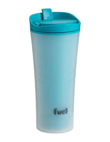 Trudeau Micro Travel Tumbler-BLUE-One Size