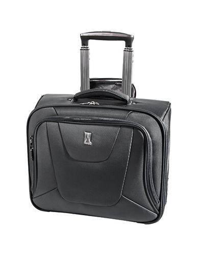 Travelpro Maxlite 3 Wheel Tote-BLACK-One Size