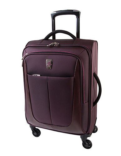 Atlantic Significance 21 Inch Suitcase-RED-20
