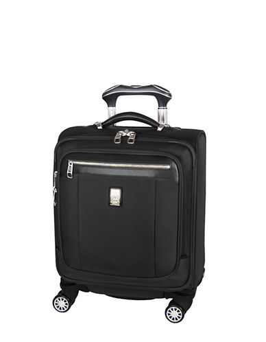 Travelpro Platinum Magna 2 Rolling Tote-BLACK-One Size