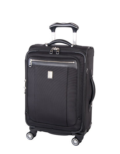 Travelpro Magna 2 20-Inch Business Plus Spinner Suitcase-BLACK-20
