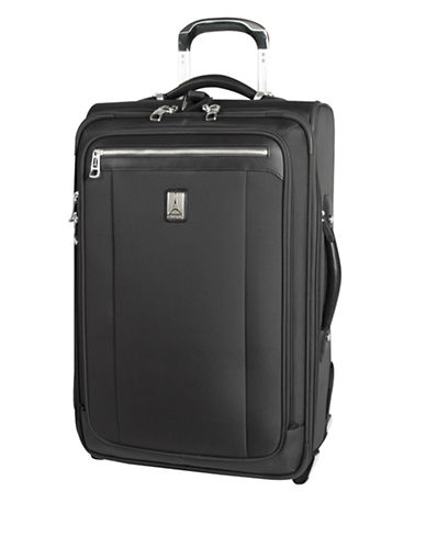 Travelpro Platinum Magna 2 22-Inch Suitcase-BLACK-22