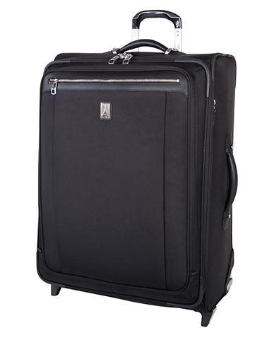 Travelpro Platinum Magna 2 26-Inch Suitcase-BLACK-26 in