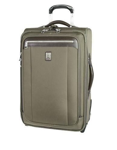 Travelpro Platinum Magna 2 22-Inch Suitcase-OLIVE-22