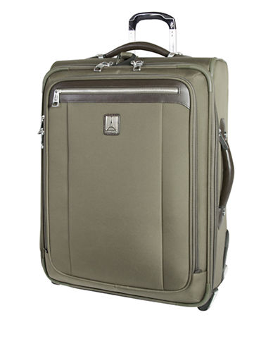 Travelpro Platinum Magna 2 26-Inch Suitcase-OLIVE-26 in