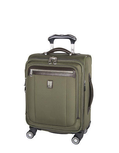 Travelpro Magna 2 Carry-On Expandable Spinner-OLIVE-20