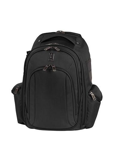 Travelpro Connoisseur 2 Backpack-BLACK-One Size