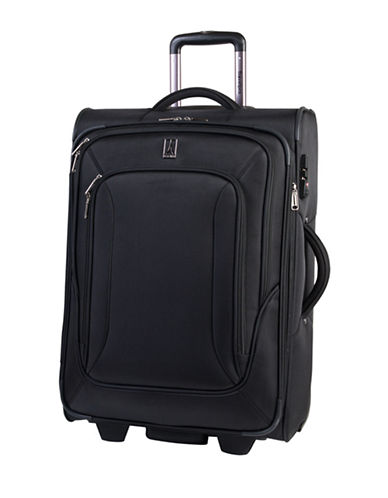 Travelpro Connoisseur 2 24-Inch Suitcase-BLACK-24