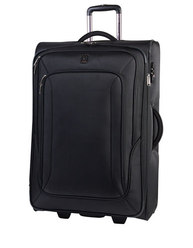 Travelpro Connoisseur 2 28-Inch Suitcase-BLACK-28